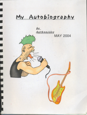 My Autobiography, May 2004